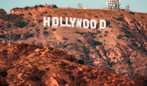 how to start a child in acting Hollywood sign and radio tower early evening